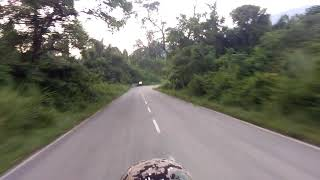 on the way to bodak Road #Pasighat