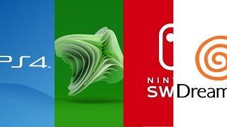 All Xbox, Nintendo, PlayStation and Sega Startups (Unused Brand ID)