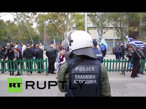 Greece: Historic Golden Dawn trial begins, adjourned until May 7