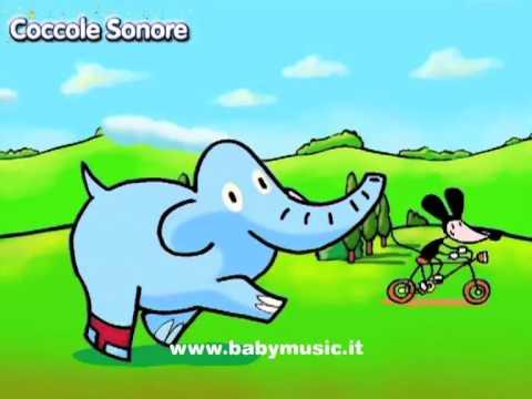 L'elefante con le ghette – Canzoni per bambini di Coccole Sonore