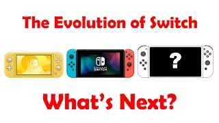 How Switch is Evolving: Lite & Pro Models, Next-Gen, Mariko SOCs, Volta, and More!