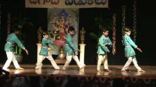 2009 Ugadi - Dance by Sidhu and Friends