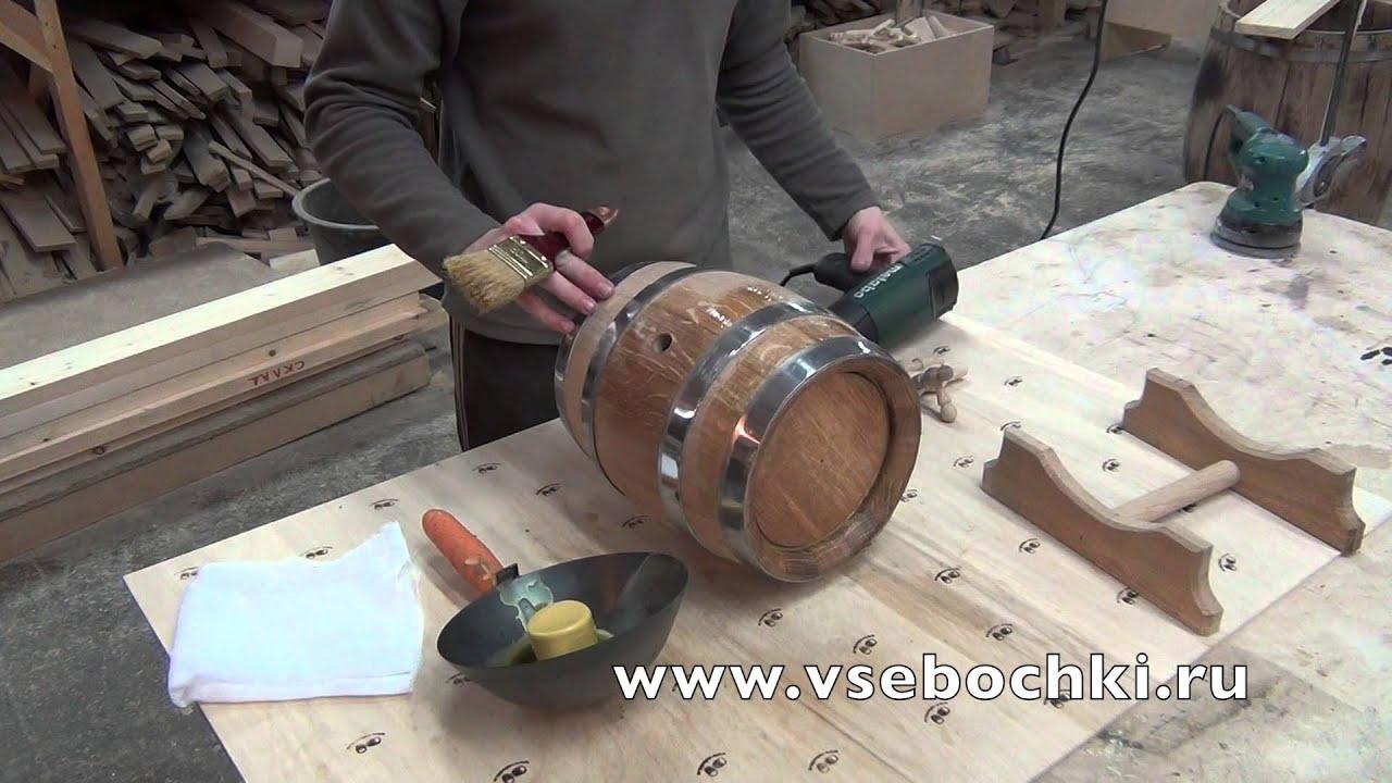 Старые технологии деревянных бочка своими руками