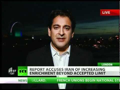 'Iran report nothing to do with IAEA: Obama needs Israeli lobby's money'