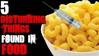 5 Disturbing Things Found in FOOD II | SERIOUSLY STRANGE #77