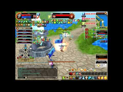 Facção Luz - Guerra de Facções [Asda Story] [Light Faction - Faction War]