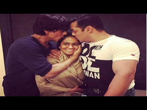 Shah Rukh Khan and Salman Khan reunite after 6 years