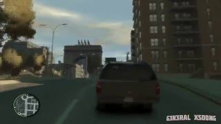 Chevrolet S-10 Blazer Review Test Drive On GTA IV Car Mod Pack