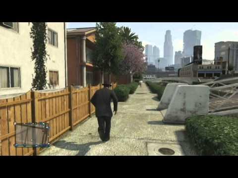 GTA Online (дуэль 2 на 1)