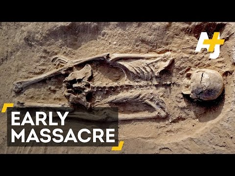 Mass Grave Makes Scientists Rethink The History Of War
