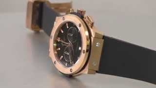 Hublot Big Bang King Gold.