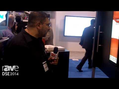 DSE 2014: Bi-Search International Shows Its High Brightness Bar-Type LCDs