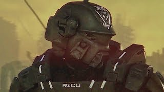 Starship Troopers: Traitor of Mars | official trailer (2018) moviemaniacs