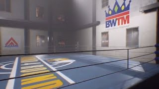 ROUND 4 ROUND BOXING GAME - INSIDE GYM TRAILER 2018 !!