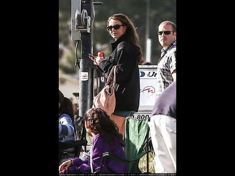 Britney Spears - at Sean Preston and Jayden James' Soccer Games (March 03)