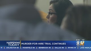 Day 2 Of Murder-For-Hire Case In Dallas