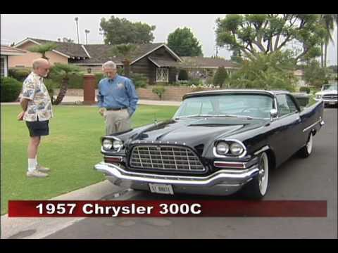 1957 Chrysler 300C Video