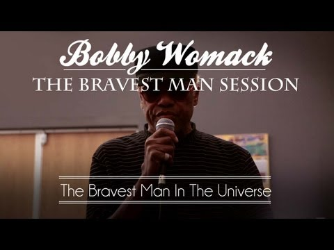 "Bobby Womack & Damon Albarn Perform ""The Bravest Man In The Universe"" - 3 of 4"
