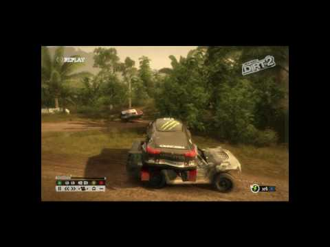 Most epic DiRT2 driving ever