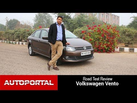 Volkswagen Vento Test Drive Review - Autoportal