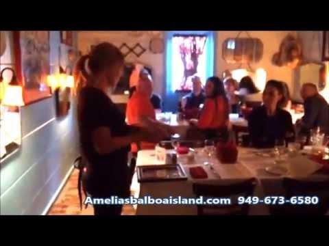 Balboa Island Restaurants 949 673 6580 Amelias Italian
