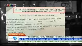 VTV ban tin Tai chinh sang 25 07 2014