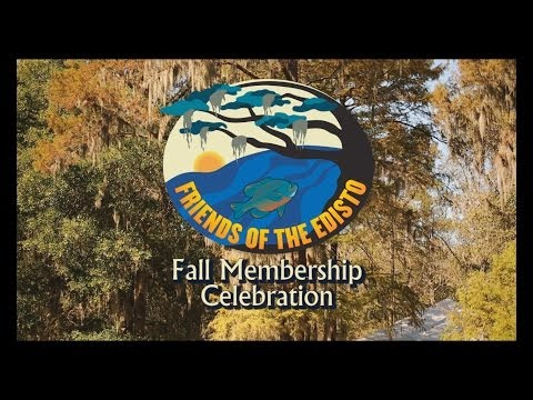 Friends of the Edisto Fall Membership Celebration in Orangeburg SC