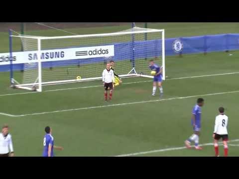 Chelsea 0-3 Fulham, Barclays U18 Premier League