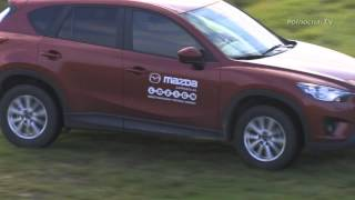 Mazda CX-5 driving test PL