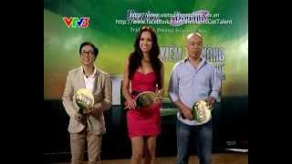 Vietnam's Got Talent 2012 - Vietnam's Got Talent 2012 - Tập 2 Vòng loại sân khấu (09/12/2012)