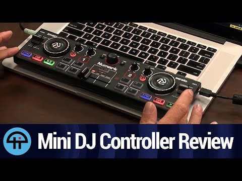 Numark DJ2GO2 Review - Portable Mini DJ Controller