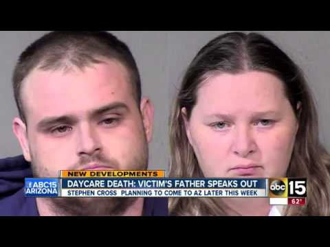 More White People News!! Daycare Owner Beats 3-year-old Girl To Death!! video