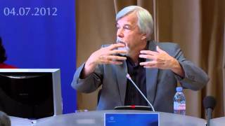 Higgs boson explained - Ph.D. Rolf Heuer, General Director of CERN explains