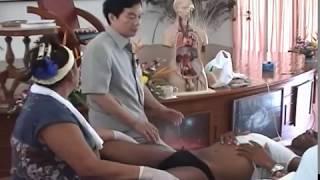 The psoas gland massage HD