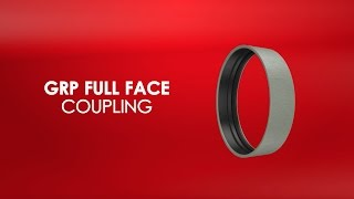 GRP Full Face Coupling Animation Movie - Superlit Pipe Industries