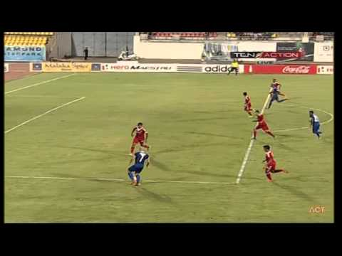 Hero I-League 2015 PuneFC (0) vs Bengaluru FC (2) 21-4-2015