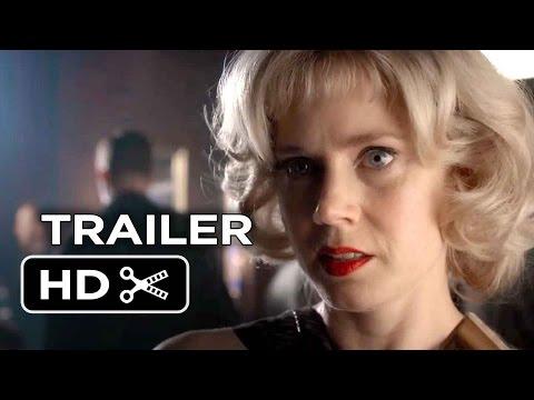 Big Eyes Official Trailer #1 (2014) - Tim Burton, Amy Adams Movie HD