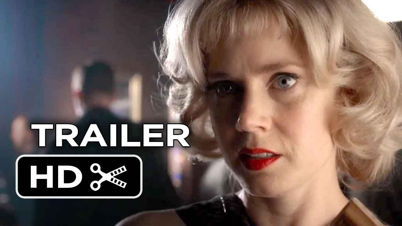 Big Eyes Amy Adams Trailer Big Eyes Official Trailer 1
