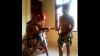 funny video besame mucho