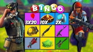 BESTE BEGIN OOIT - Fortnite Bingo Ft. Ronald