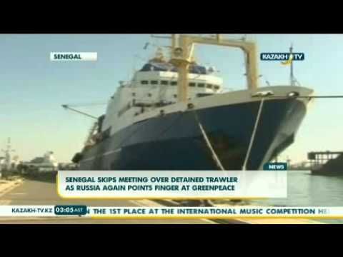 Senegal skips meeting over detained trawler as Russian
