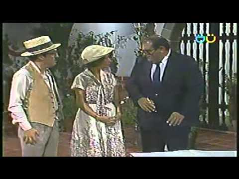 CHESPIRITO 1981- Chaparron Bonaparte- Chaparron se casa con una escopeta- Parte 1 HD
