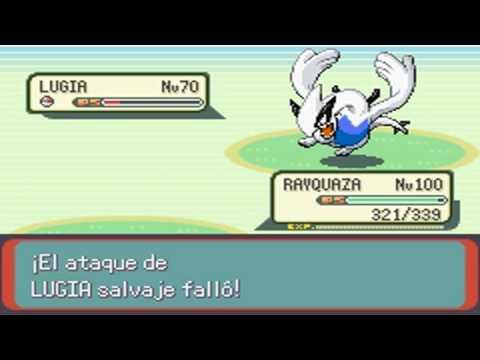 Islas Secretas en Pokémon esmerlada