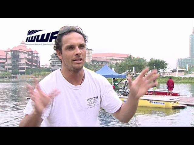 IWWF World Cup feature - Javier Julio