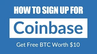 Coinbase Referral | $10 Coinbase Sign Up Bonus (in 2018)