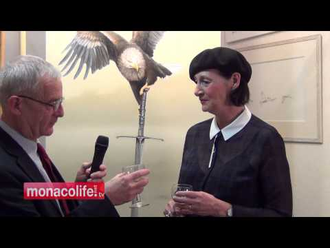 monacolife.net, whisky  event interview with Anita Di Sotto