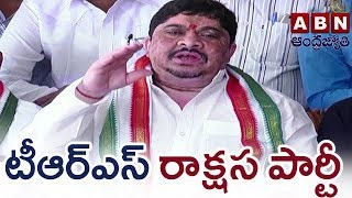 Congress Leader Ponnam Prabhakar Counter To TRS MPs Over Muslims Reservation