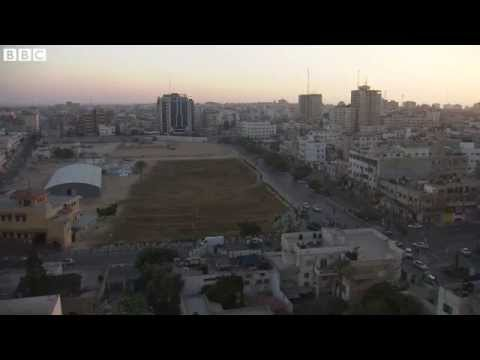 BBC News   Gaza conflict  Israel and Palestinians agree new truce