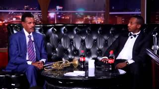 Interview With Madingo Afework and Aregahegn At Seifu Fantahun Show