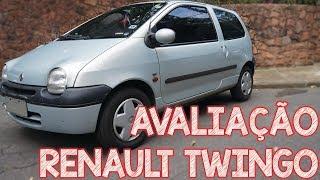 Avaliação Renault Twingo 2002 1.0 16v - Avaliação de usados